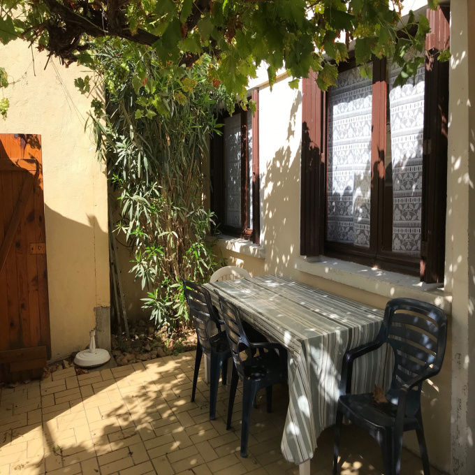 Offres de vente Rez de jardin Valras-Plage (34350)